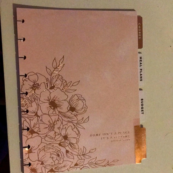Happy planner expansion pack
